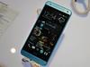 宏達電參展MWC 藍色版HTC One mini圖賞【MWC 2014】