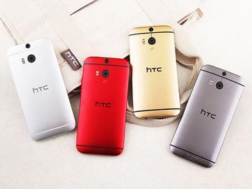 HTC One(M8)全員到齊!銀紅金灰四色圖賞