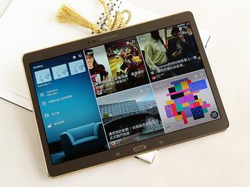 2K高畫質融合超薄機身 三星Tab S 10.5平板