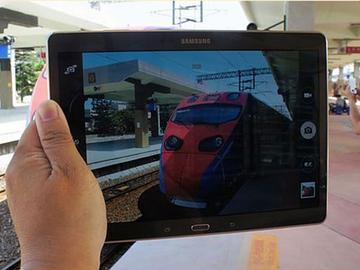 SAMSUNG GALAXY Tab S超平板體驗心得分享!