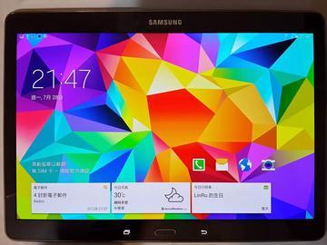 Samsung GALAXY Tab S 10.5 LTE 超平板 無可匹敵 試用心得