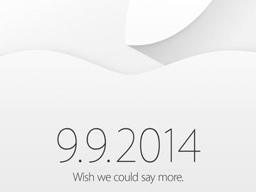 iPhone 6確定9/9發表 外傳還有iWatch等新品推出