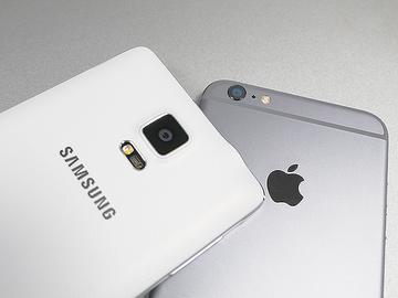 iPhone 6 Plus與SAMSUNG Note 4夜間攝錄比拼