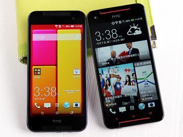 當HTC Butterfly 2遇到Butterfly s 兩代蝴蝶相見歡