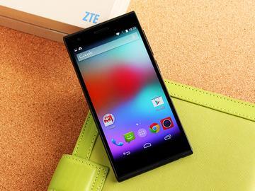 輕薄美型 ZTE Blade Vec 4G平價LTE智慧機