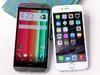 雙雄交鋒!HTC One M8、iPhone 6外型與實拍比拼