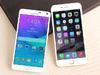 大螢幕機皇爭霸戰!三星Note 4對決iPhone 6 Plus