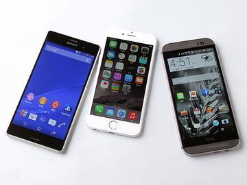 iPhone 6系列銷售驚人!蘋果成台灣10月手機三冠王