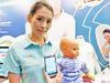 華星科技展示智慧成人紙尿褲與RFID溫感衣【103資訊月】