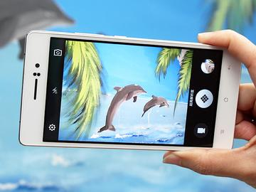 超薄4G手機OPPO R5 相機攝錄測試體驗