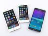 台灣人11月偏愛大手機!iPhone 6 Plus、Note4熱賣