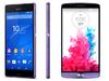 LG G3、Sony Z3不約而同主打紫色旗艦機