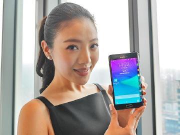 三星Note Edge曲面螢幕旗艦登台 定價28,900
