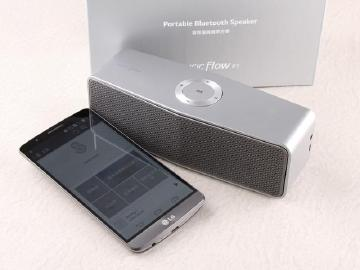 隨心享樂!LG MusicFlow P7可攜式藍牙揚聲器