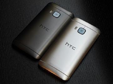 銀、灰外型有差別!HTC One M9雙色圖賞