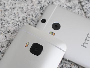 HTC One M9、M8兩代旗艦機相機實拍對決!