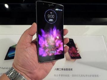 (體驗心得) 完美曲線、體貼全面、旗艦規格、效能滿點 - LG G Flex 2 體驗會