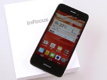 5吋4G低價實惠雙卡手機 InFocus M350搶先測