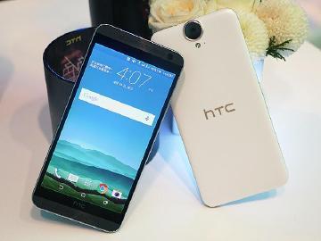 HTC One E9+雙卡版動手玩!單機15900元4/28開賣