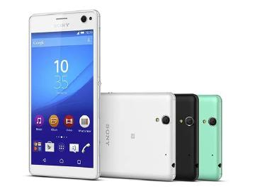 Sony Xperia C4自拍手機發表 台灣第二季推出