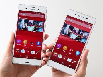Sony Z3+與Z3清晰對比 從外觀/規格找尋差異