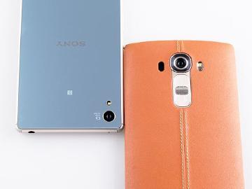[比較]Sony Z3+/LG G4日韓旗艦手機PK秀