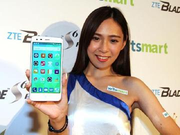 witsmart搭配ZTE S6 Plus開賣 可直接觀看福斯電視頻道