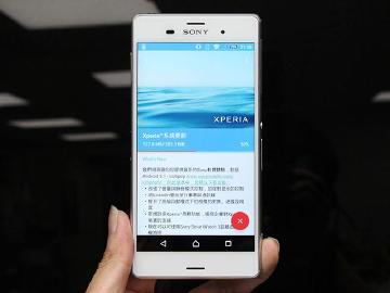 Sony Z3/Z2手機與平板 台灣已可升級Android 5.1
