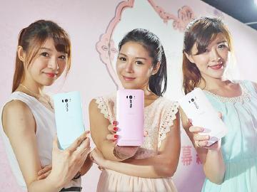 [價格]華碩ZenFone Selfie七千有找 ZF2雷射與晶鑽版同步開賣