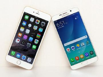 三星Note 5、iPhone 6 Plus大螢幕旗艦PK