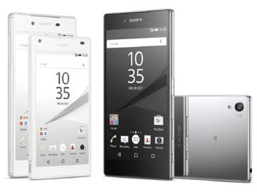 Sony Z5全系列亮相 搭S810、23MP相機與指紋辨識[IFA 2015]