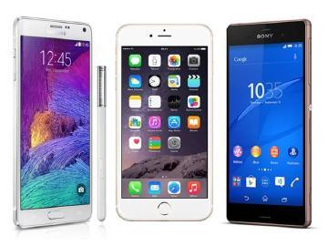 iPhone 6S上市前 先看前代與Note4、Z3台灣銷售差距