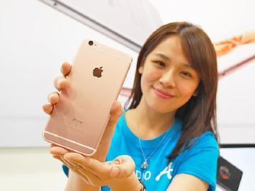 iPhone 6S/6S Plus開賣!STUDIO A燦坤搶頭香