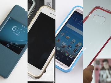 手機殼怎麼選?分門別類了解優、缺點