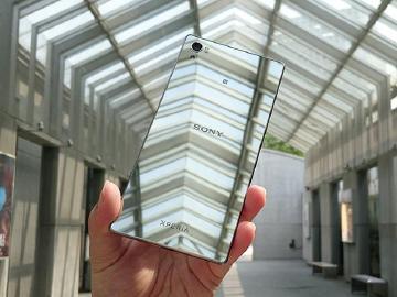 [開箱]4K手機Sony Z5 Premium擁超靚鏡面美背