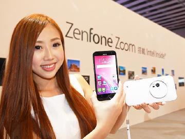 ASUS ZenFone Zoom與ZenWatch 2售價公佈!即日開賣