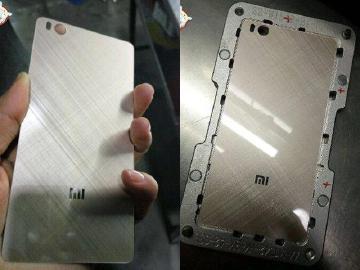 小米5傳維持5.7吋螢幕 諜照出現新版本