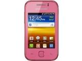 SAMSUNG GALAXY Y DUOS S6102 粉紅
