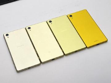 Sony Xperia X系列蘊藏巧思 設計訴求一致性
